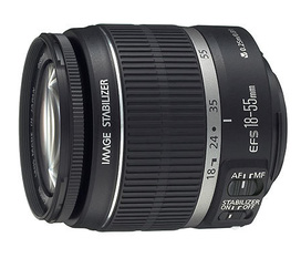 Ống kính Canon Lens EF S 18 55 f/3.5 5.6 IS II