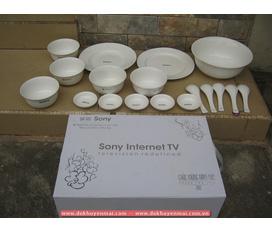 Xả hàng khuyến mãi từ đồ điện tử của các nhãn hàng nổi tiếng như Panasonic, Sony, Sharp... giá siêu rẻ.