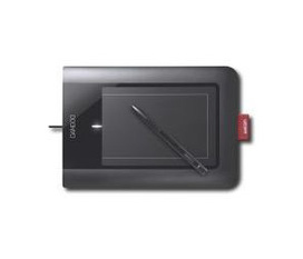 Wacom Bamboo Pen and Tablet Black