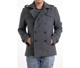 Áo khoác dạ nam, dành cho những bạn có dáng người to cao, chưa baoh rẻ hơn thế
