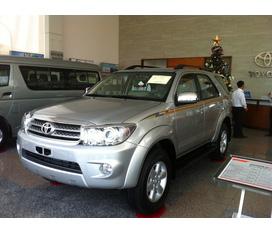 Toyota Tân Cảng Bán Toyota Fortuner 2012 G máy dầu Giá ưu đãi đặc biệt Tặng ngay GPS, Bảo hiểm, thuế TB, phụ kiện