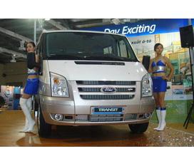 Chuyên Bán xe khách du lịch lễ hỏi Ford Transit 16 chỗ mới nhất năm 2012, giao ngay, giá nhiều ưu đãi nhất