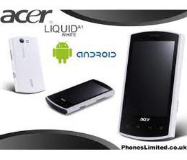 Cần bán điện thoại Acer S100,máy mầu trắng,nguyên bản,nguyên tem,máy đẹp96%
