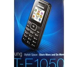 Bán điện thoại Samsung E1050 mới giá 300,000đ