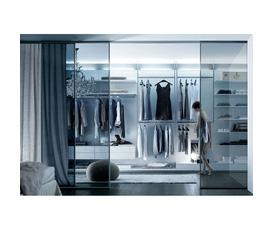 Trắng Đen cùng nội thất Flexi Cabinets