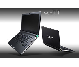 Sony Vaio VGN TT36, Core 2 Duo SU9600, 4Gb, 250Gb, 11in led, dòng Vip gọn nhẹ, siêu di động...