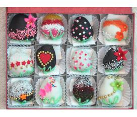 Chocolate tình nhân Valentine s 2012 Siêu HOT