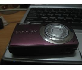 Bán máy ảnh số Nikon chụp ảnh 10.1 S230 giá chỉ 1tr2