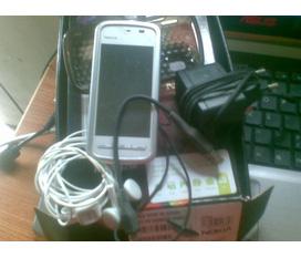 Nokia 5230 white Xpress Music New 95% giá còn 1tr5