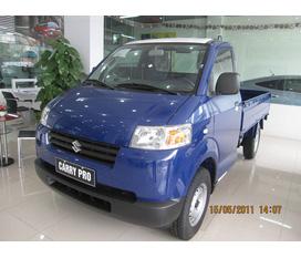 Bán Xe Tải 7 Tạ Suzuki, Xe Tải 7,5 Tạ nhập khẩu nguyên chiếc, bán xe tải 7.5 tạ carry pro