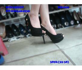Giày cao gót tại Mina shop nhé các bạn