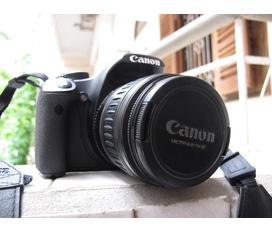 Canon 500D hàng về cho bác nào quan tâm