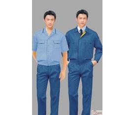 May đồng phục công nhân, bảo hộ lao động giá cực sốc