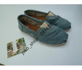 Giày vải Toms Mẫu mới 2012