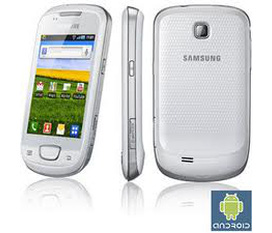 Samsung galaxy S5570 white đẹp likenew BH 10/2012 giá tốt