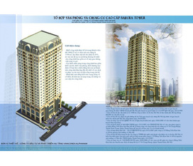 Chính chủ bán chung cư Sakura 47 Vũ Trọng Phụng tầng 4 căn D1 dt 78,8m2 giá rẻ