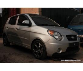Chuyên Kia Morning nhập khẩu đời 2008,2009,2010,2011 giá tốt nhất thị trường xe hiện nay