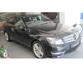 Bán Mercedes C300 AMG 2012 option DVD,AUX giá tốt nhất