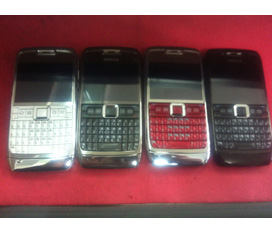 Nokia E71 Trắng, Đen, Ghi Nguyên Bản, Không Vết Xước Có Ảnh .