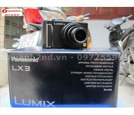 Panasonic LX3 nguyên hộp long lanh hàng lại về phục vụ a e