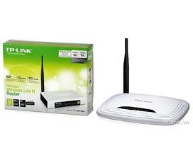 Bộ phát Wifi TPLink WR740N Giá Rẻ 455k