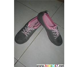 Giày nữ thời trang màu sắc cực iu