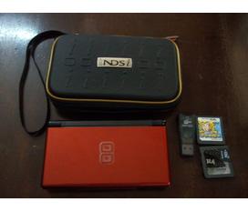 HCM Cần bán máy Nintendo DS Lite Crimson Red 95%