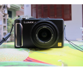 Panasonic Lx3 máy ảnh cảm biến lớn hàng về