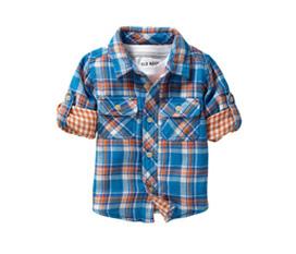 Quần áo xuân hè mới nhất cho bé trai 3 đến 18M từ Fibobaby US