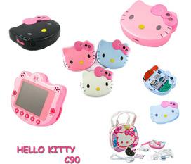 Điện thoại Hello Kitty C90 Cảm ứng