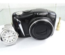 Canon SX130is zoom 12x, 12.mp , Quay phim HD 720p