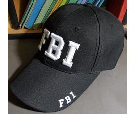 Nón FBI nam nữ cá tính