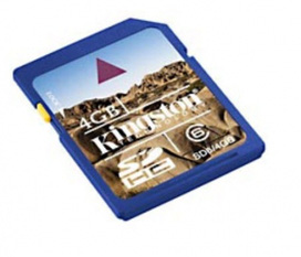 Thẻ nhớ Kingston SDHC 4G, 8G, 16G, 32G Class 6 giá rẻ, hot