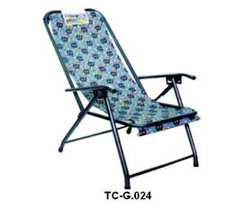Ghế bố vải TC G.024 ống tròn