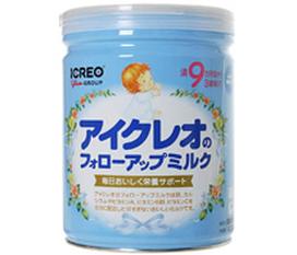 Sữa Icreo Nhật, hàng xách tay