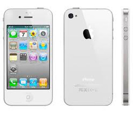 Bán iphone 4 16g màu trắng, quốc tế, fullbox, 11tr8