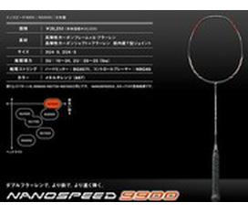 HN Muốn nhượng lại vợt cầu lông yonex nano speed 9900jp xách tay từ Nhật 100% còn mới cứng cho người có nhu cầu sử dụng