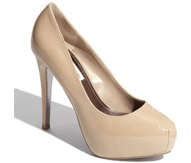 Thanh lý high heels F21 au màu nude cực đẹp cực rẻ