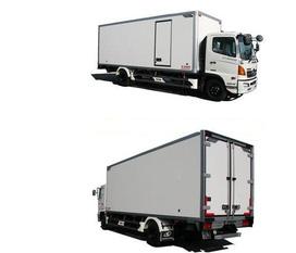 Bán Xe Tải Hino Đông Lạnh FC9JLSA 6,4 tấn / FG8JPSB 9,4 tấn / WU 432L 5.2tan / WU422L 4.5tan