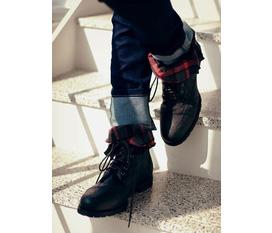Boots Nam Phong Cách Hàn Quốc Có Sẵn