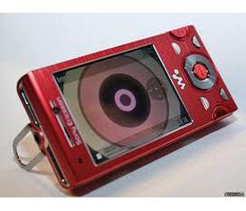 Sony Erisson W995 hàng cty chính hãng cực đẹp màu đỏ bán