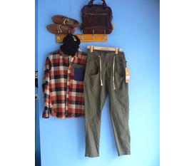 Tuxedo shop: Rất nhiều các mẫu jeans, kaki độc và lạ nhé Shop mới khai trương nên giảm giá mạnh cho tất cả các anh em