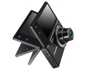 Máy ảnh Samsung Multiview MV800 16.1MP 5X Digital Camera
