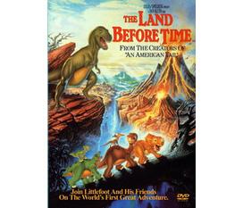 Bộ đĩa phim hoạt hình nổi tiếng Miền đất hứa The Land Before Time