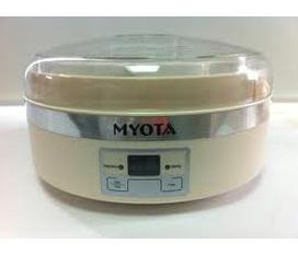 Máy sữa chua MYOTA MY SC 1.5L 14 cốc thủy tinh cực tiện lợi