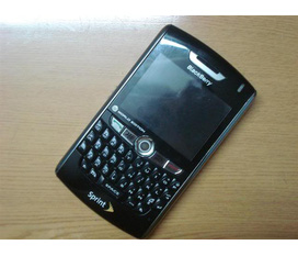 Bán blackberry 8830world version used