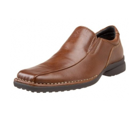 Giày Kenneth Cole REACTION Men s Punchual Slip On Whiskey