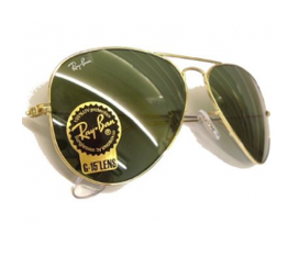 Mắt kính Ray Ban Sunglasses Aviator Large met 097 l RB3025 L0205