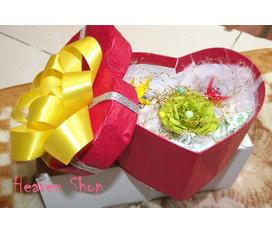 Hãy đến với Heaven Shop để có những món quà ý nghĩa dành cho người mà mình yêu thương nhất.Bọc quà Free nhân dịp 8/3.