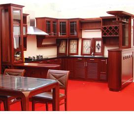 Nội thất Kim Anh tủ bếp, tủ áo bằng gỗ